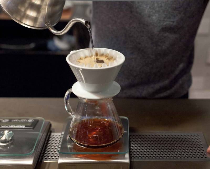 pourover-kalita-brew-coffee-barista-cafe